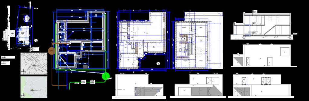 skalp bouwaanvraag plan_1